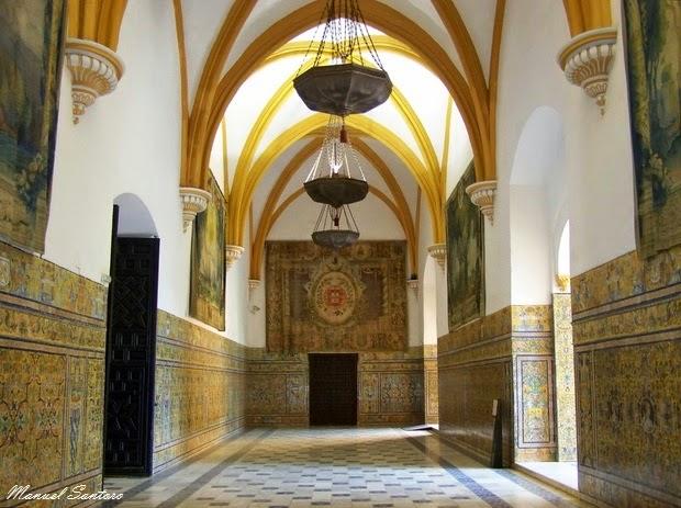Siviglia, Reales Alcazares