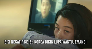 Korea Bikin Lupa Waktu, Emang!