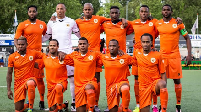 Selección de futbol de Curazao