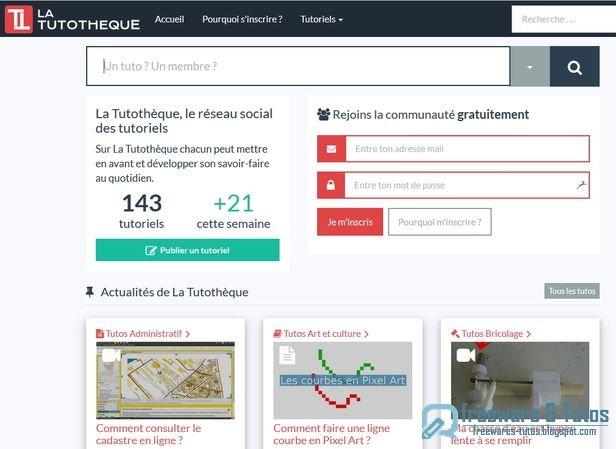 Le site du jour : La Tutothèque