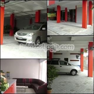 yogyakarta exclusive boarding house