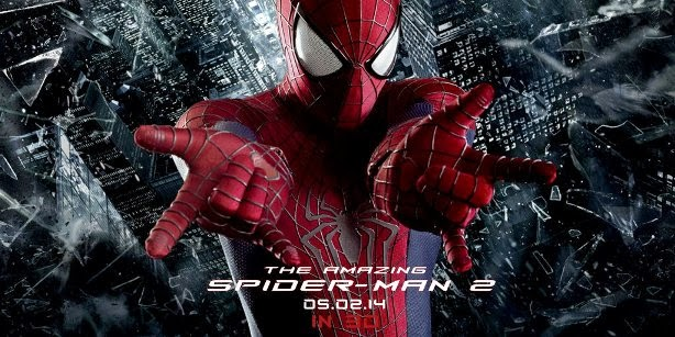 The Amazing Spider-Man 2 - OFFICIAL Trailer.