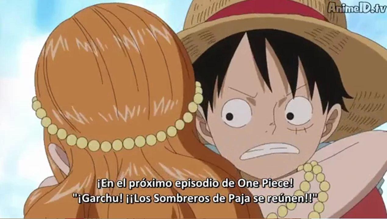 One Piece cap 755 Sub Español