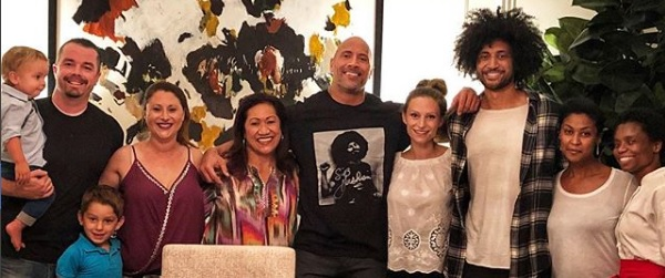 Dwayne Johnson The Rock Had A Tough Thanksgiving In His