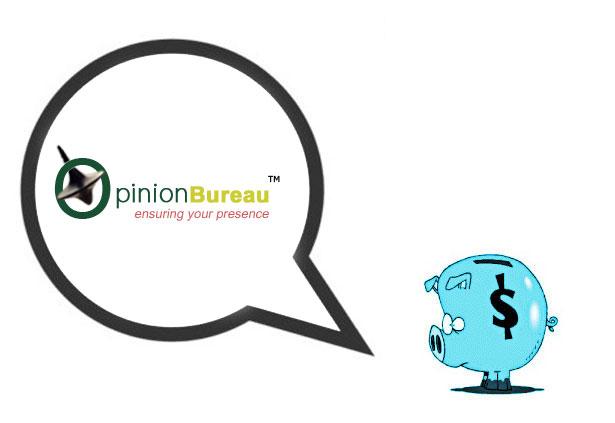 Opinion Bureau. Analisis Portal de Encuestas Remuneradas