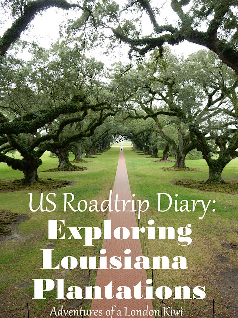 New Orleans Day Tip Plantation Louisiana Roadtrip US History Adventures of a London Kiwi