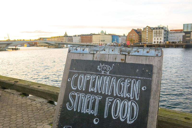 Kopenhagen Papiroen Street Food
