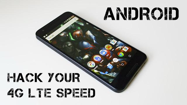 3 Cara Ampuh Percepat Internet 4G dan Download Semua Ponsel Android