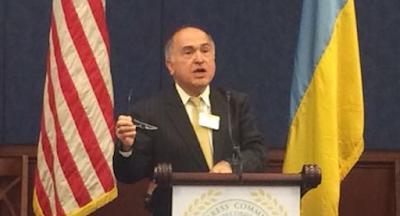 Бывший глава Всемирного конгресса украинцев призвал США ввести санции против Луценко