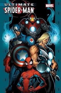 Ultimate Spider-Man tom 6 okładka