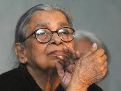 NewsTimes - Mahasweta Devi responding to treatment, still critical
