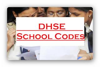 Find Kerala School Codes