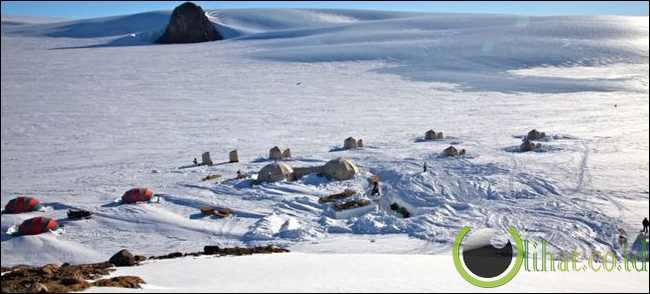 Antartika  Durasi: 9 Jam 18 Menit