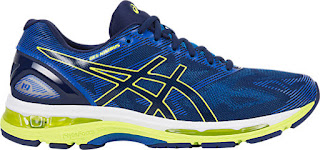 Asics Gel Nimbus 19. Las mejores zapatillas de hombres para correr