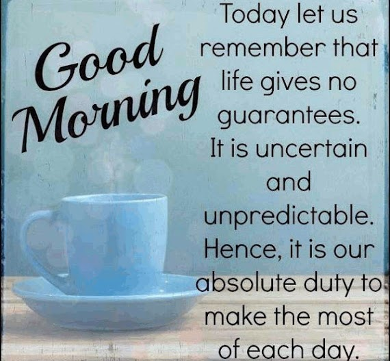 50+ Life Quotes Good Morning