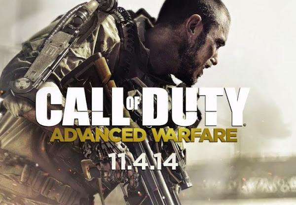 Call of Duty Advanced Warfare Oyununda Hollywood Yıldızı Kevin Spacey Süprizi