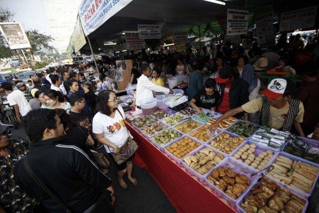 Tempat Buka Puasa di Jakarta Paling Populer