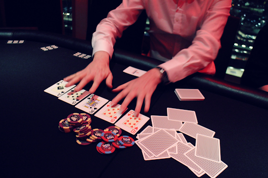All in To Win!! | #Holdem4Charity Poker Tournament