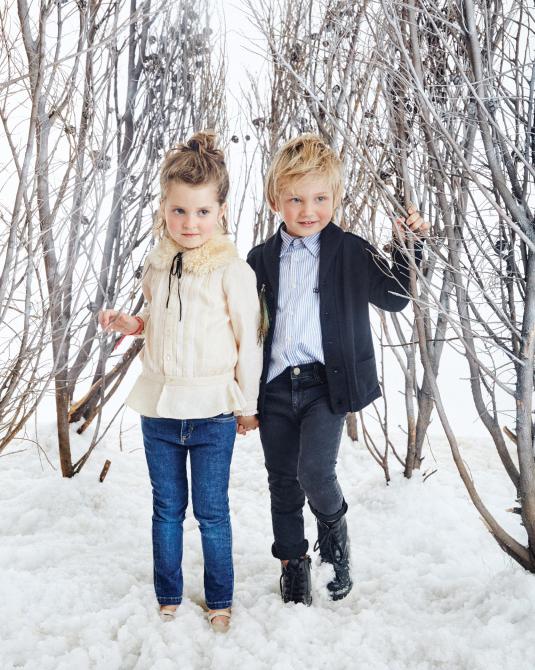 Ropa de moda mujer invierno 2017 moda nenas y nenes.