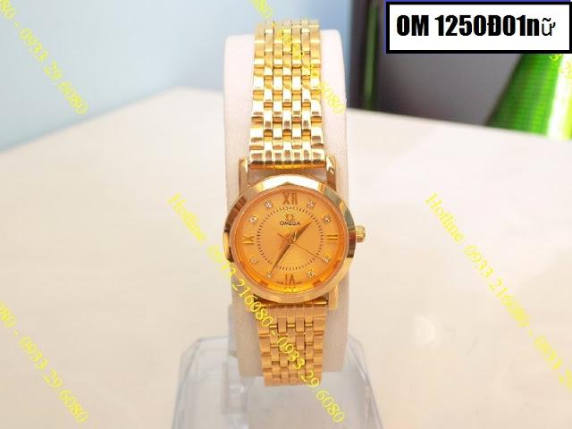 Đồng hồ nữ Omega 1250Đ01