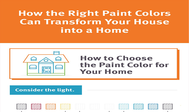 How the Right Paint Colors Can Transform Your House into a Home