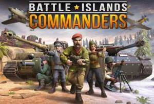 Battle Islands Commanders MOD Apk v1.4 Android Unlimited Money Terbaru Gratis