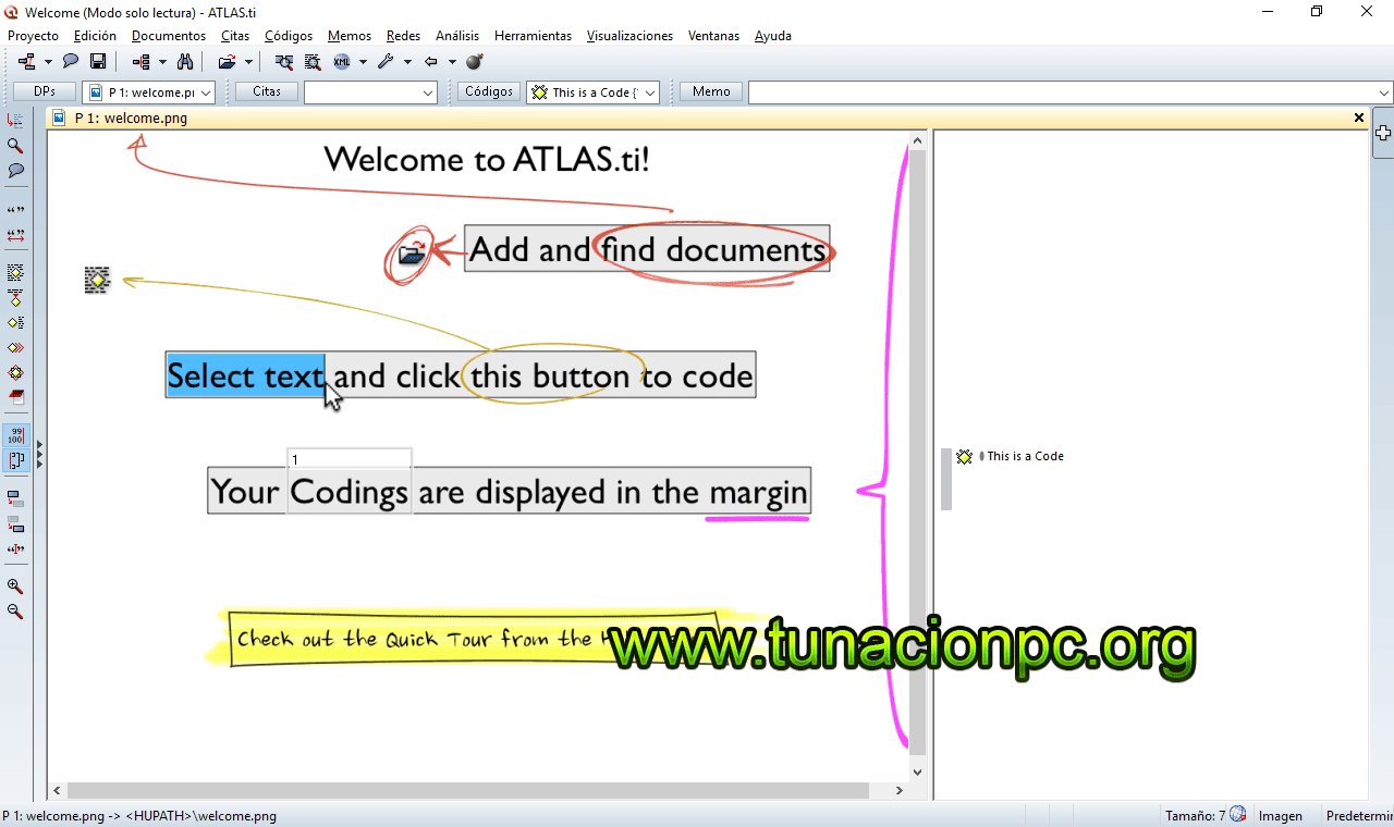 ATLAS.ti Full Español con Licencia