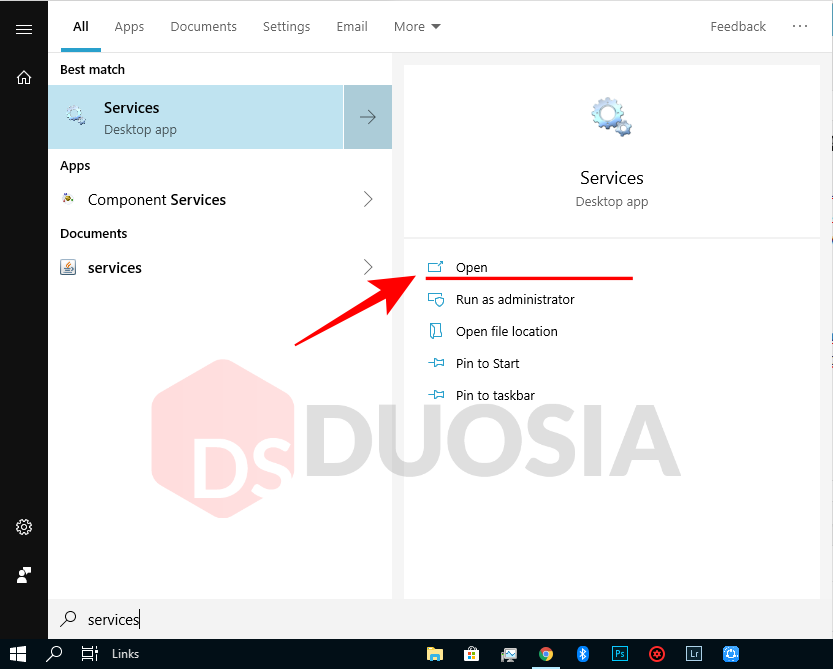 Menonaktifkan Update Windows 10 Di Services
