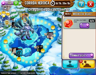 Corrida Heroica 18 - Neve - Passos do Evento!