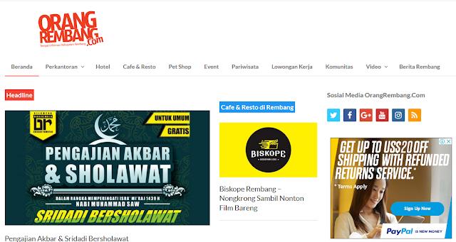 OrangRembang.com