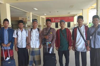 """Aneuk Dayah Lam Ateuk Jak """"KKN"""" Keudeh u Selangor, Malaya"""