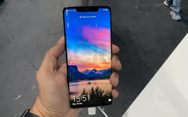 Huawei Mate 20 Pro Experience and first impressions: Moving  the game Upward