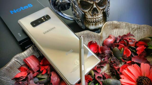 Samsung Galaxy Note 8 - Review și Specificații