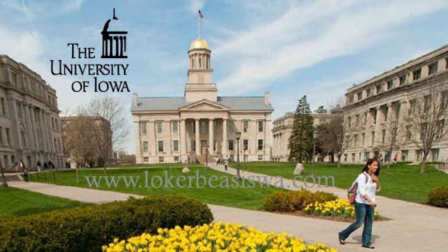 Beasiswa S1 University of Iowa USA