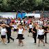Cientos de personas disfrutan de bailes caribeños y sardinas en fiestas de Retuerto