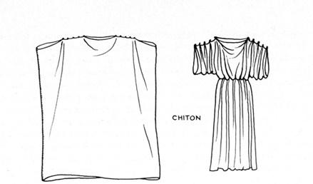 kitbash - Ancient Greek Clothing in Sixth Scale Chiton_diagram_bb