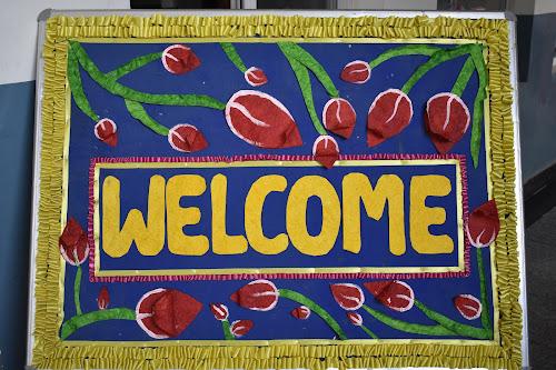 Rps Public School Narnaul Senior Acitvity Soft Board