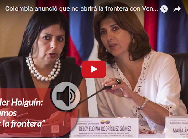 Colombia no abrirá frontera para comprar gasolina