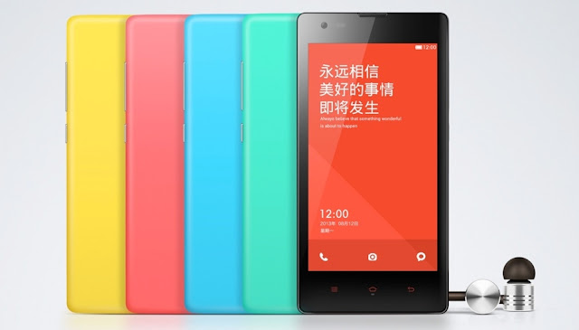 Review and Specification Redmi Xiaomi 1S