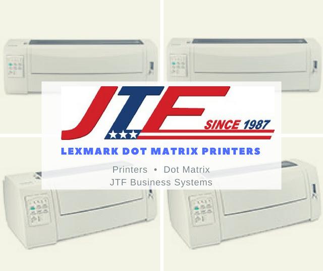 Lexmark Dot Matrix Printers
