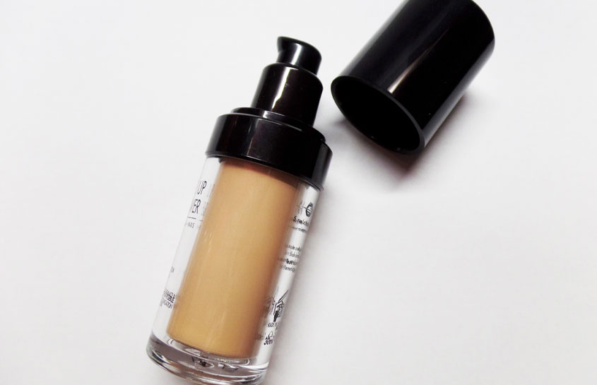 Makeup Forever HD Foundation Bottle