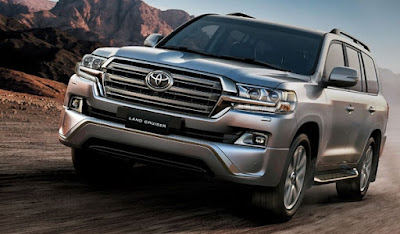 Toyota New Land Cruiser Surabaya