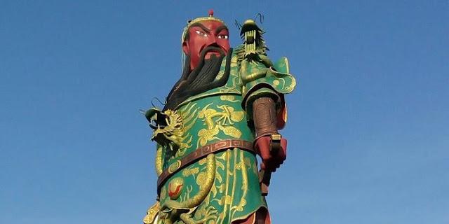 Umat Khonghucu memprotes keras kehadiran patung Guan Yu di Tuban