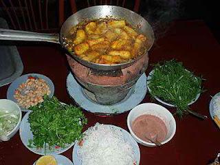 Món ăn ngon: chả cá Lã Vọng