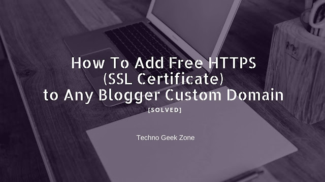 Add Free HTTPS