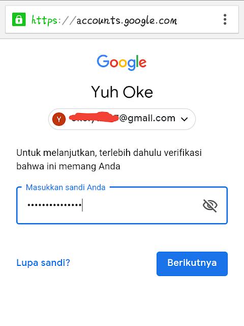 Cara Menghapus Semua Layanan Akun Google Secara Permanen Dari Hp
