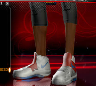 Shoes KD IV NBA 2K12 Edition