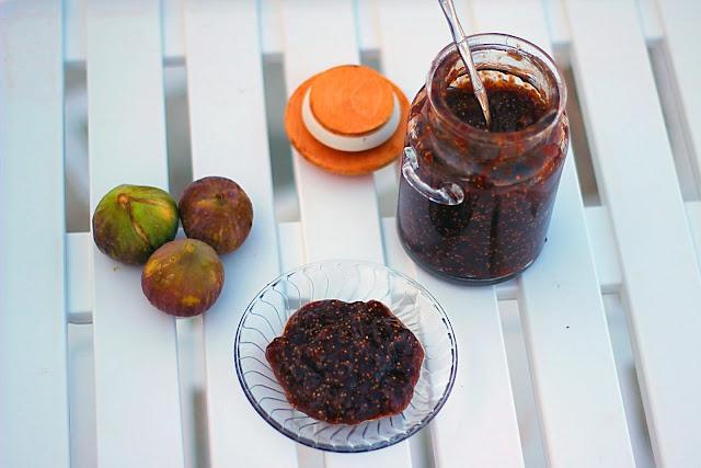 Chutney Σύκου / Figs Chutney