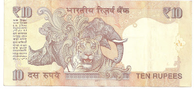 Coins And More Did You Know Series 10 Ten Rupee Notes