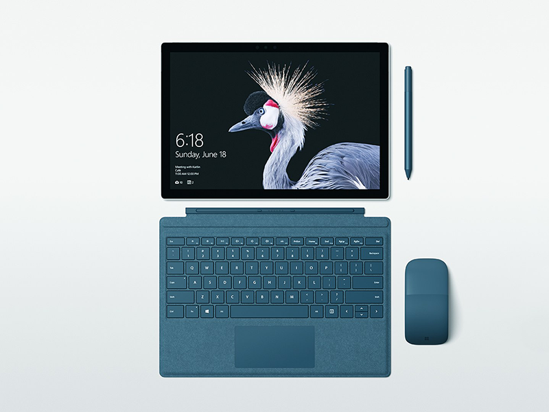 Microsoft Made The All New Surface Pro Official